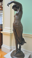 Edward Onslow Ford (1852-1901) - Dance (1891), front left, Lady Lever Art Gallery, Port Sunlight, Cheshire, June 2013 (10770217285).png