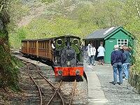 Edward Thomas at Nant Gwernol - 2005-04-29.jpg