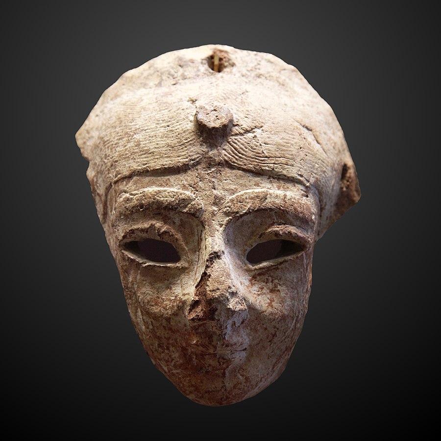 Masque égyptisant-N 3319