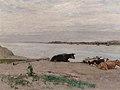 Eilif Peterssen-Sandø 1894.jpg