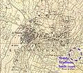 El Maliha Jerusalem-Compiled, drawn and printed by the Survey of Palestine-3 (cropped).jpg