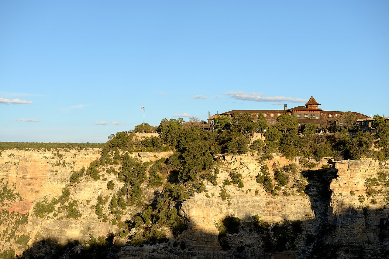 File el tovar hotel on the south rim of the grand canyon for El tovar grand canyon
