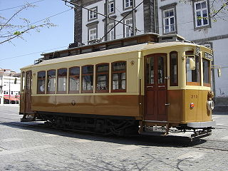 Trams in Portugal