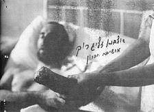 Elhanan Zelig Roch, Hebron 1929