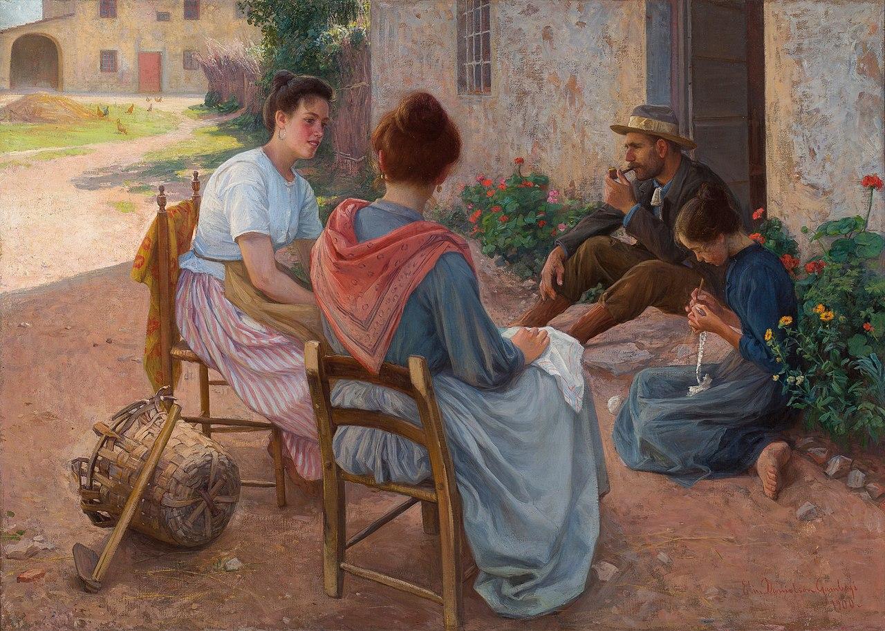 Elin Danielson-Gambogi - Italian Family.jpg