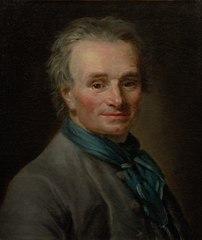 Portrait of Jean-Baptiste Lemoyne the Younger
