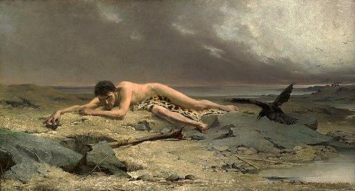 Emanuel Krescenc Liška – Cain (1885)