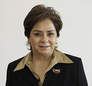 Patricia Espinosa - Patricia Espinosa Cantellano (2013)