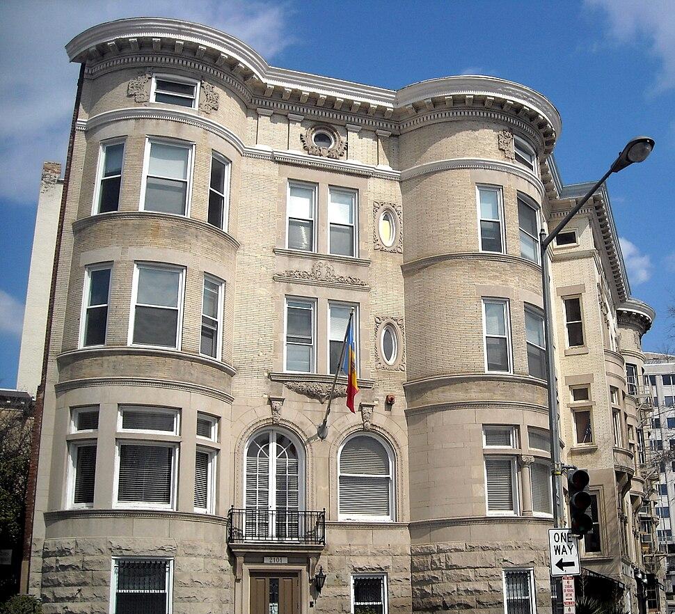 Embassy of Moldova (Washington, D.C.)