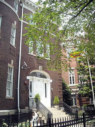 Foreign relations of Zimbabwe - Embassy of Zimbabwe in Washington