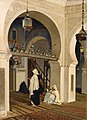 Emile Claus - The mosque of Sidi Boumedienne.jpg