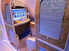 Airbus A380 First Class Private Suite
