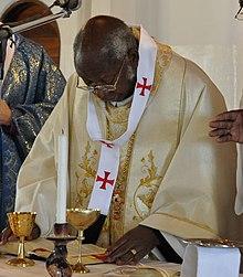 Erzbischof Emmanuel Milingo