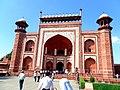 Enclosure wall of Taj Garden.JPG