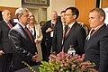 Encuentro con la delegación china de Yantai en la WBWE 2018 (46008605142).jpg