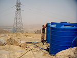 Engineers provide purified water to remote outpost 110825-M-AB123-005.jpg