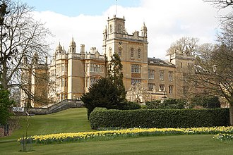 X-Men: Apocalypse - The Englefield House, Berkshire, England served as the X-Mansion.
