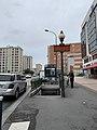 Entrée Station Métro Église Pantin Pantin 1.jpg