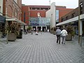 Entrance to Houndshill Shopping Centre - geograph.org.uk - 1385017.jpg