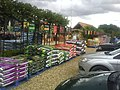 Entrance to Root 1 Garden Centre - geograph.org.uk - 1408348.jpg