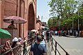 Entry through Western Gate - Taj Mahal Complex - Agra 2014-05-14 3731.JPG