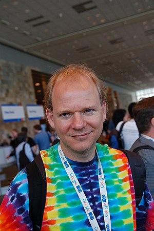 Erik Meijer (computer scientist) - Erik Meijer in 2009