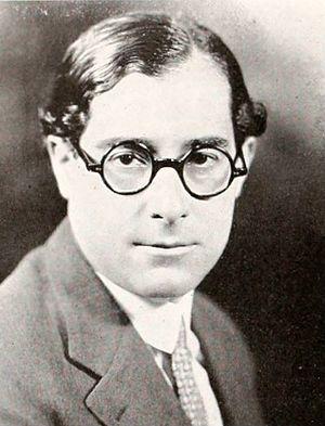 Ernest Vajda - Vajda in 1926