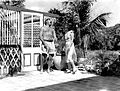 Ernest and Pauline Hemingway, Key West, c1930s.jpg