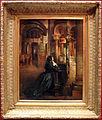 Ernest messonier (attr.), donna in preghiera a san marco di venezia, senza data.JPG