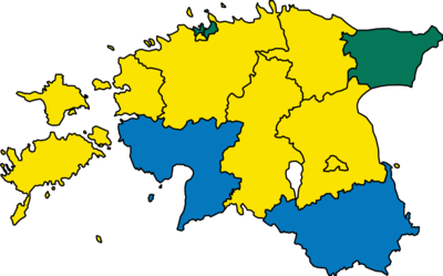 Electoral districts