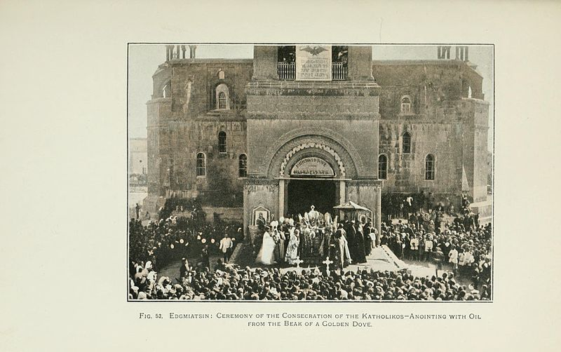 File:Etchmiadzin Cathedral Consecration Ceremony.jpg