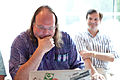 Ethan Zuckerman and Mike Bove.jpg