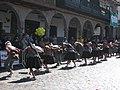 Ethnic dances in Cusco (Peru) (36875594231).jpg