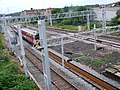 Etruria railway station remains - With Train.jpg