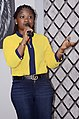 Euphemia Uwandu at the 2021 South East Editathon and Launch of Wikimedia Hub, Owerri on day 3.jpg