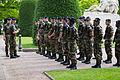 Eurocorps Strasbourg passage de commandement 28 juin 2013 04.jpg