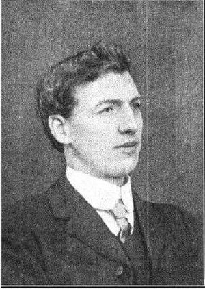 Evan Roberts (minister) - Evan Roberts in 1905