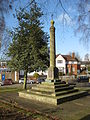 Evington War Memorial 2011.JPG