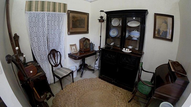 File:Exhibits at Dominica Museum.JPG