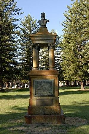 Explorers' Monument - Image: Explorers' Monument