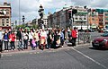 Eyes Left - waiting to cross Aston Quay - geograph.org.uk - 1875669.jpg