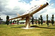 F-100 Gate Guard RAF Lakenheath