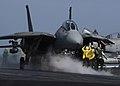 F-14D Tomcat, USS Theodore Roosevelt (CVN 71), Jan. 12, 2006.jpg