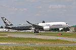 F-WWCF A350 LBG SIAE 2015 (18967902371).jpg