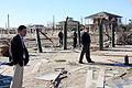 FEMA - 39739 - FEMA officials in a damaged Texas neighborhood.jpg