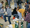 FEMA - 40452 - Volunteers at the Fargodome in North Dakota.jpg