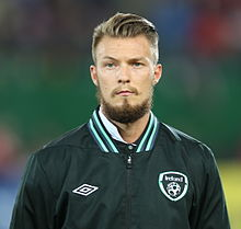 FIFA WC-qualification 2014 - Austria vs Ireland 2013-09-10 - Anthony Pilkington 02.jpg