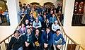 FOSSGIS 2019 OSM Samstag Gruppenfoto.jpg