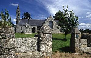 Bulat-Pestivien - Saint Blaise Chapel