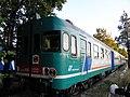 FS ALn 668.1222, Stazione di Rovigo, deposito.JPG